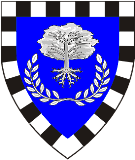 Device of the Shire of Myrtle Holt