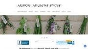 Auntie Arwen's Spice Blends